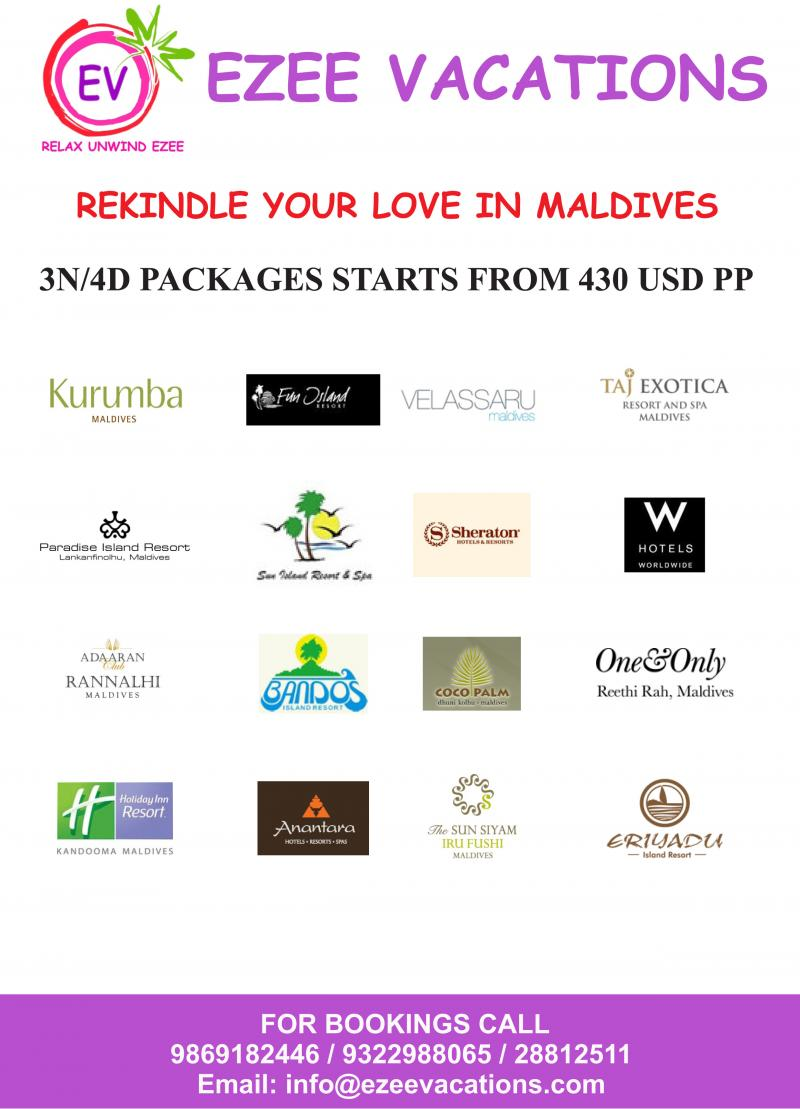 Maldives offer